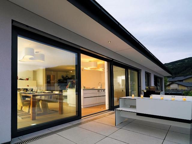 Beliebt Martin HEES HOLZBAU - Fenster Maxi-Elemente, Pfosten Riegel JM01